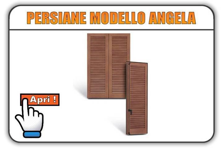 Persiane modello Angela Torino