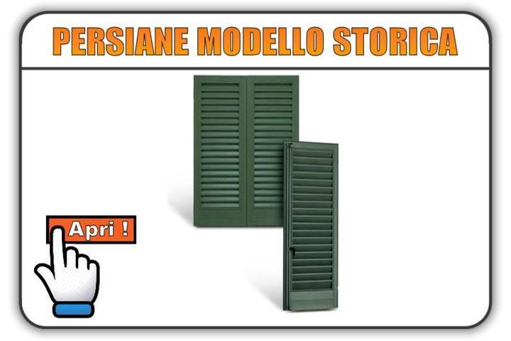 Persiane modello Storica Torino