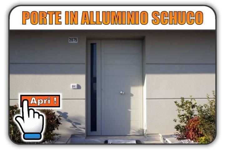 Porte in Alluminio Schuco Torino