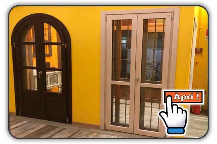 infissi in legno esposizione torino finestre