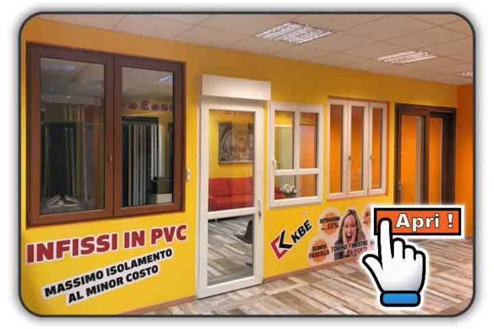 Finestre in pvc costi gallery of centro idea casa infissi for Infissi in pvc costi