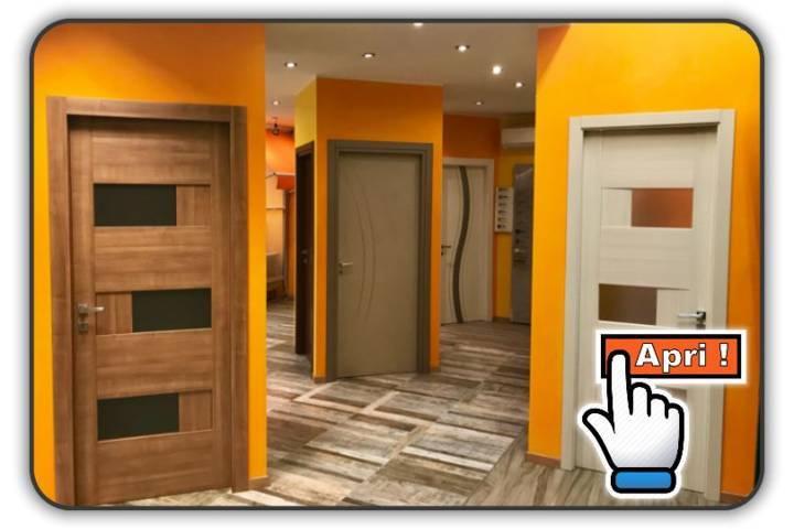 Torino finestre leader per porte e serramenti a torino - Showroom porte e finestre ...