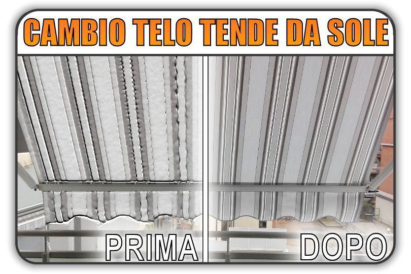 Sostituzione Tessuti Tende Da Sole Tempotest Torino