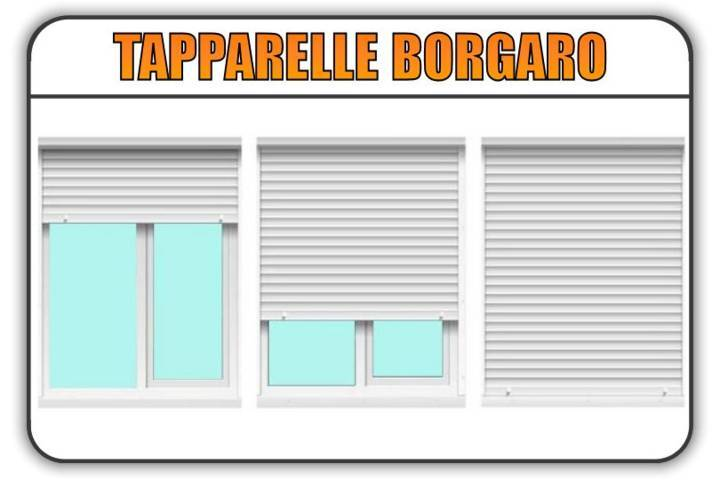 tapparelle Borgaro Torinese