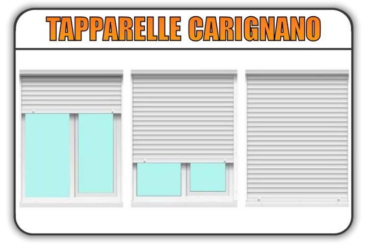 tapparelle Carignano