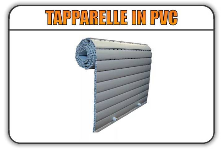 tapparelle in pvc Gassino Torinese
