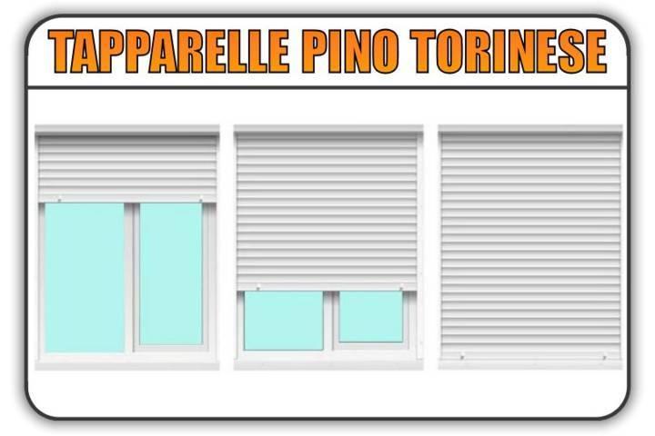 tapparelle Pino Torinese