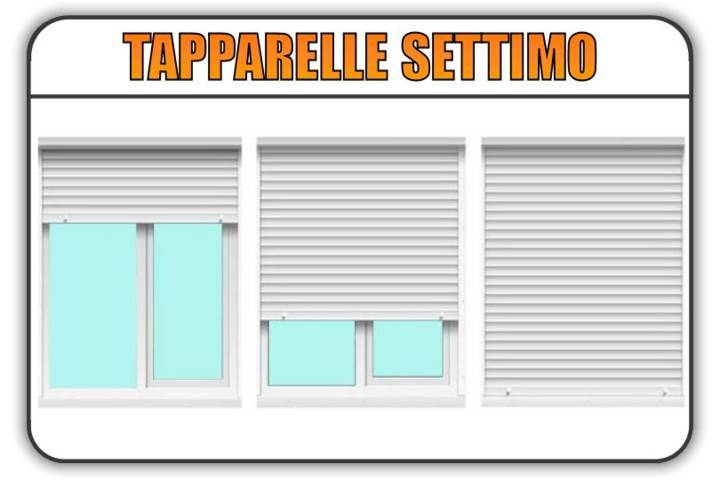 tapparelle Settimo Torinese