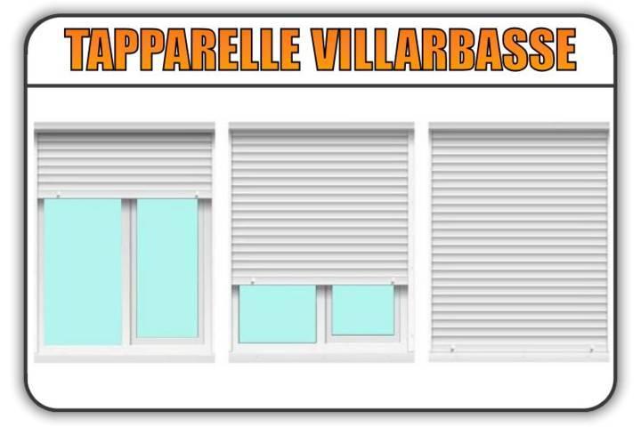 tapparelle Villarbasse