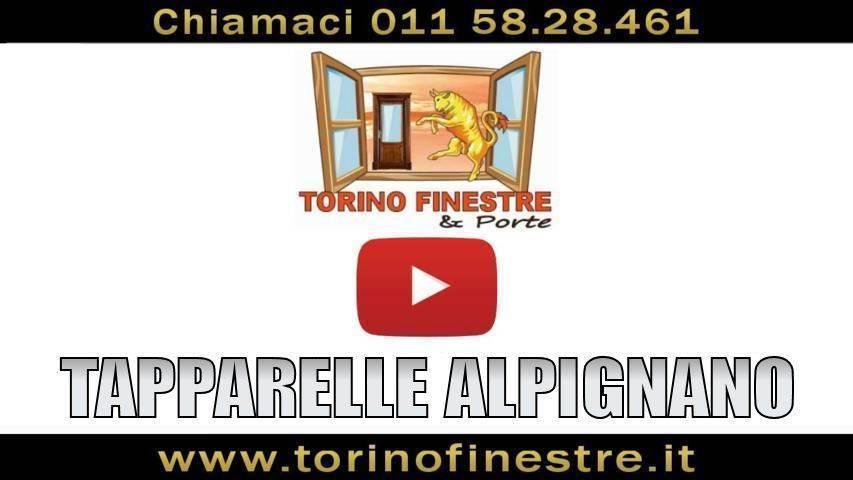 Tapparelle PVC Alluminio Alpignano