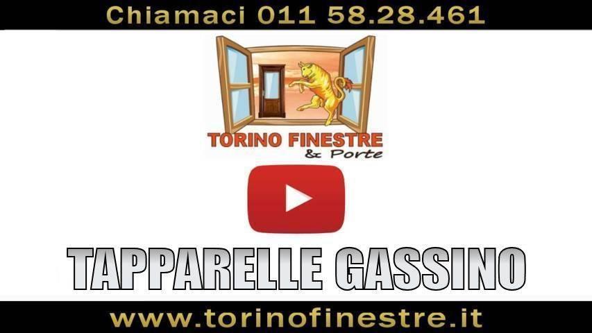 Tapparelle PVC Alluminio Gassino Torinese