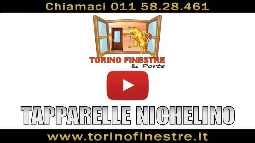 Tapparelle PVC Alluminio Nichelino
