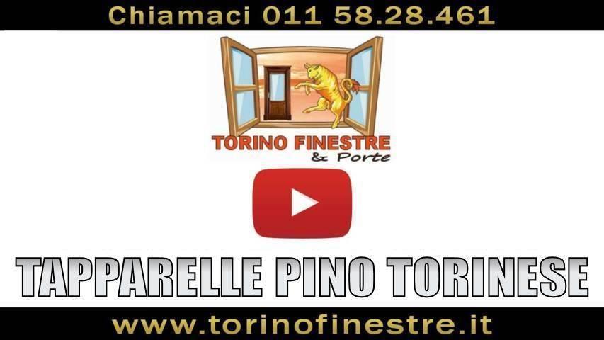 Tapparelle PVC Alluminio Pino Torinese