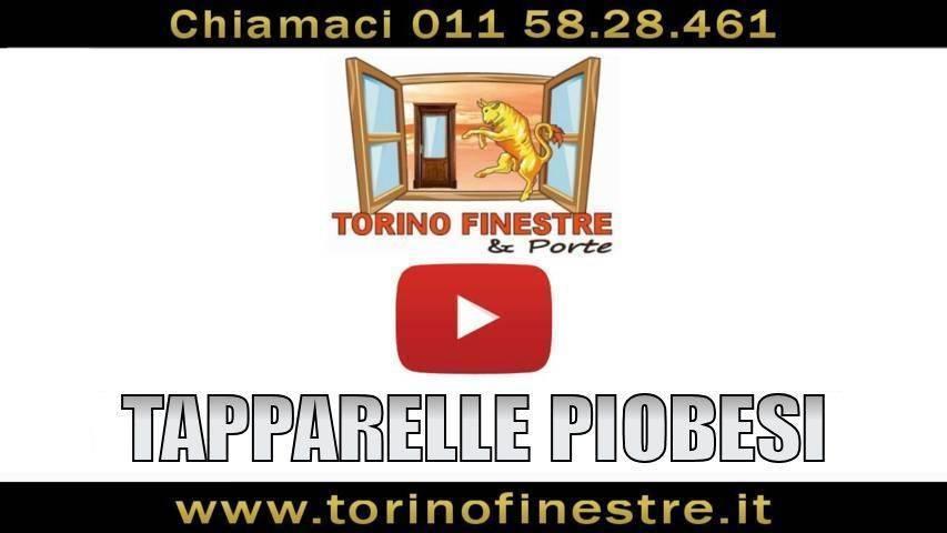 Tapparelle PVC Alluminio Piobesi Torinese