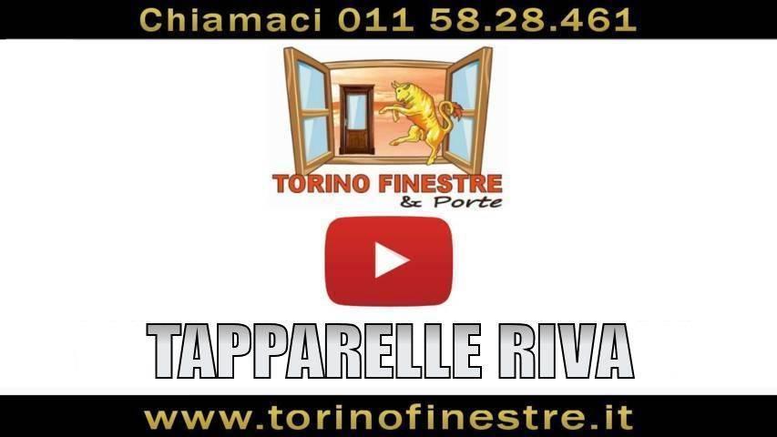 Tapparelle PVC Alluminio Riva presso Chieri