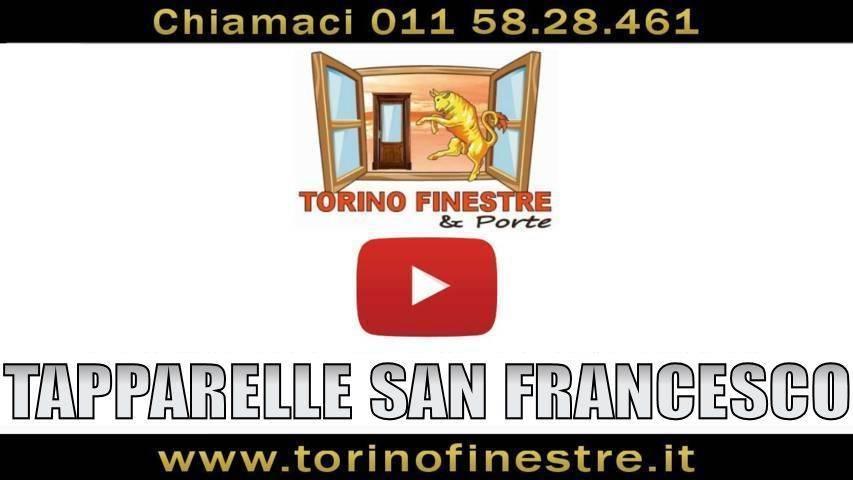 Tapparelle PVC Alluminio San Francesco al Campo