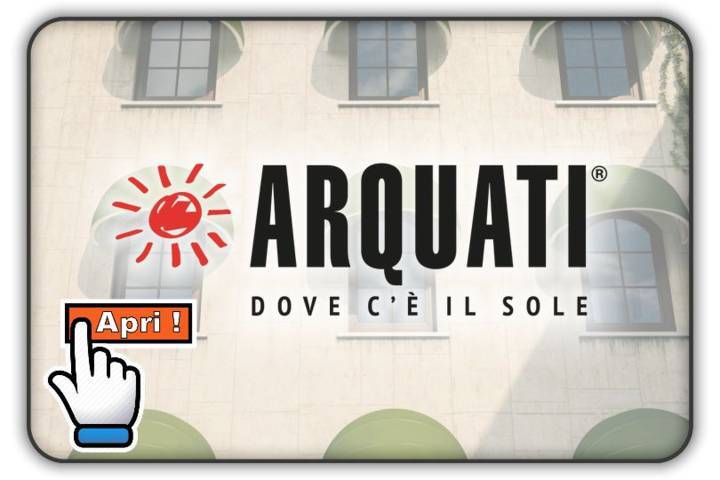 catalogo tende da sole Arquati
