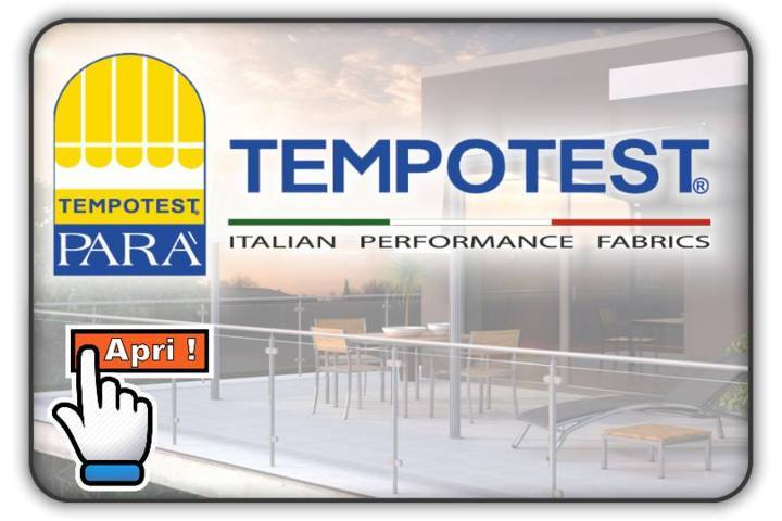 catalogo Tempotest Vinovo