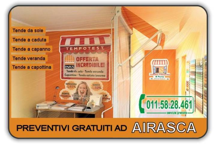 Prezzi tenda Airasca