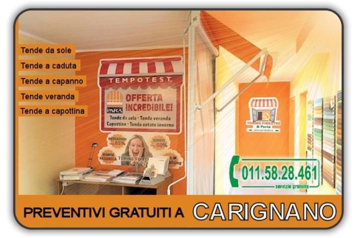 Prezzi tenda Carignano