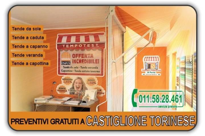 Prezzi tenda Castiglione Torinese