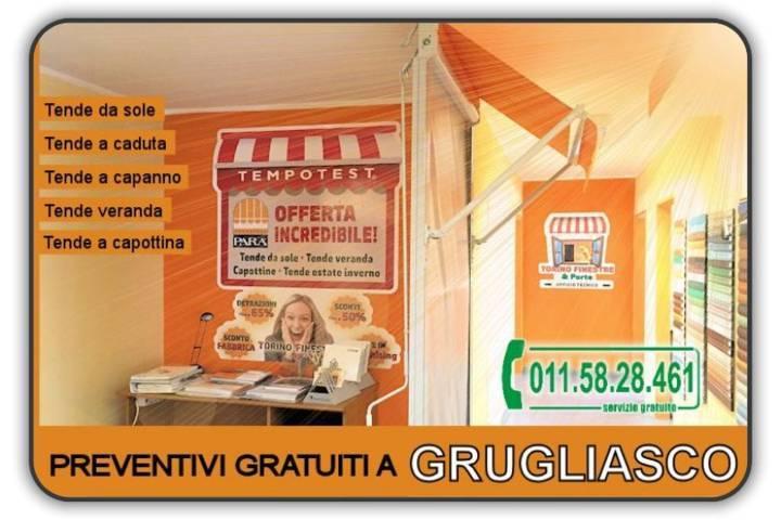 Prezzi tenda Grugliasco