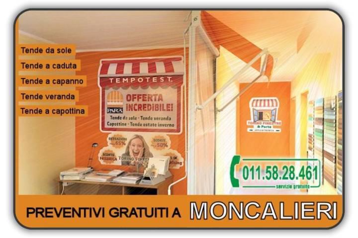 Prezzi tenda Moncalieri