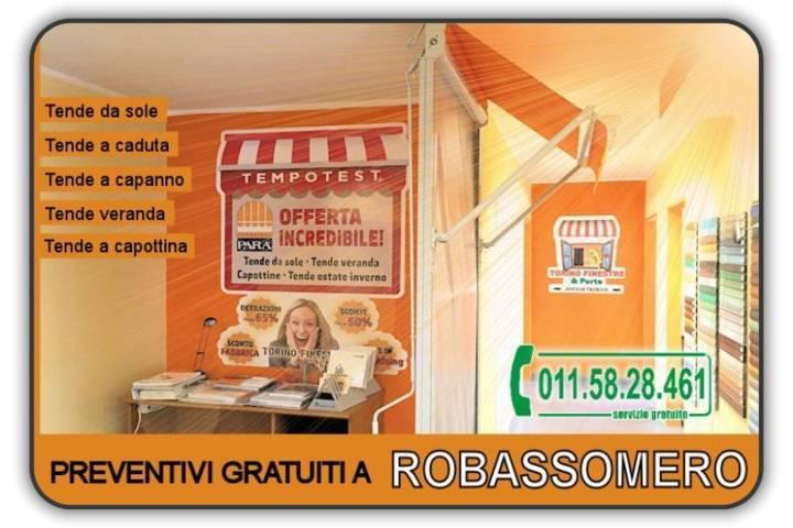 Prezzi tenda Robassomero