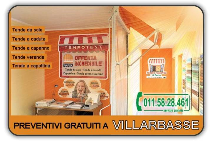 Prezzi tenda Villarbasse