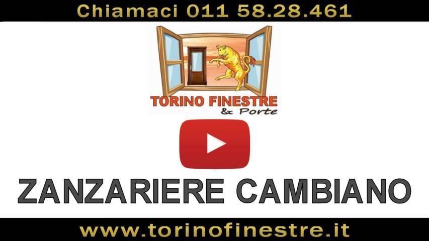 produzione Zanzariere Cambiano