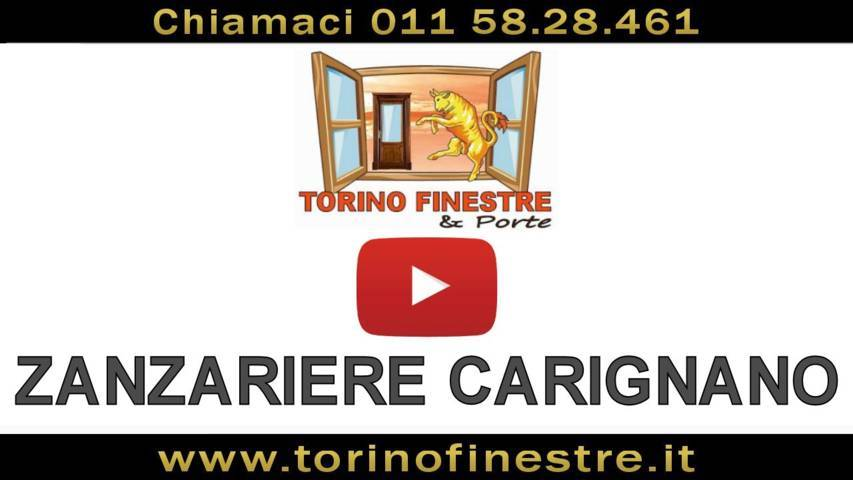 produzione Zanzariere Carignano