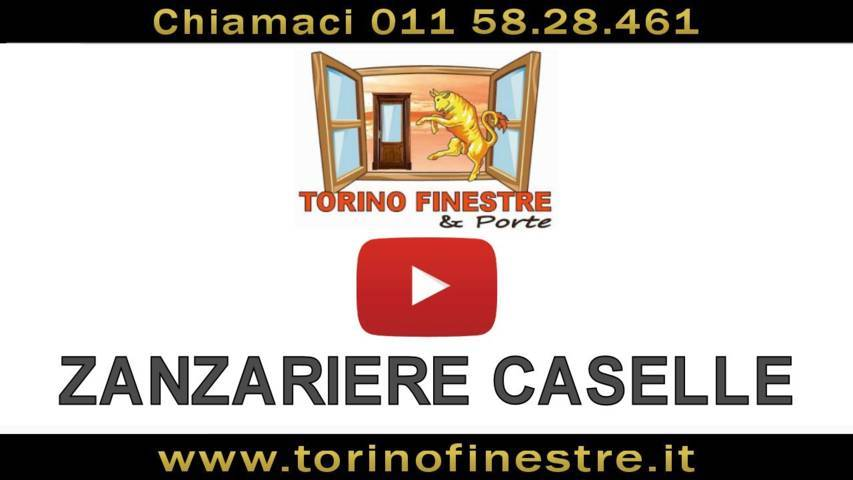 produzione Zanzariere Caselle