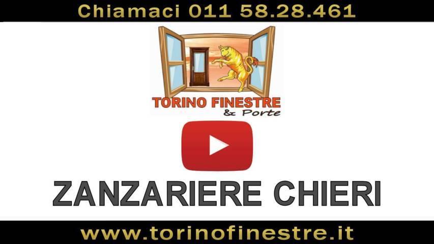 produzione Zanzariere Chieri