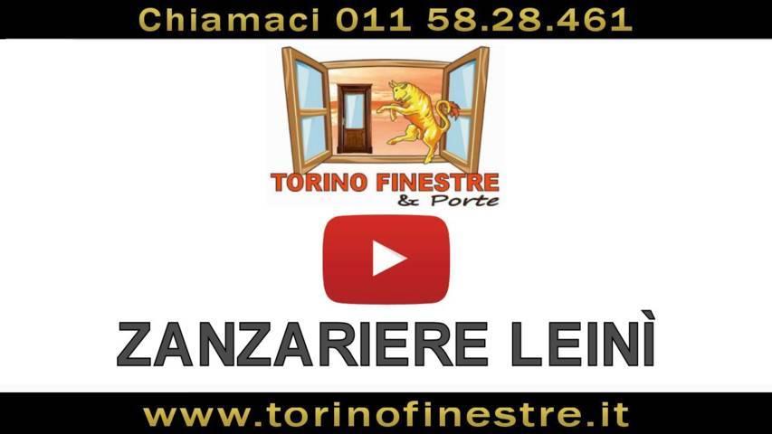 produzione Zanzariere Leinì