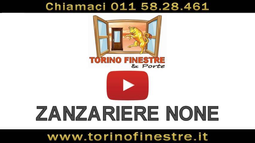 produzione Zanzariere None
