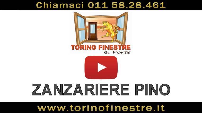 produzione Zanzariere Pino Torinese