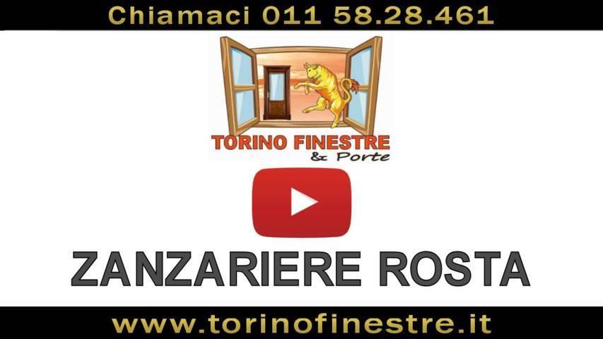 produzione Zanzariere Rosta