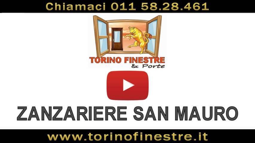 produzione Zanzariere San Mauro Torinese