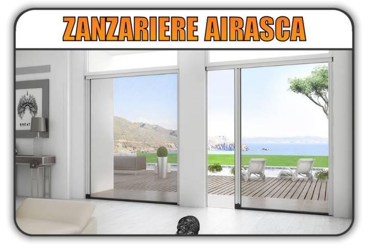 Installazione Zanzariera Airasca