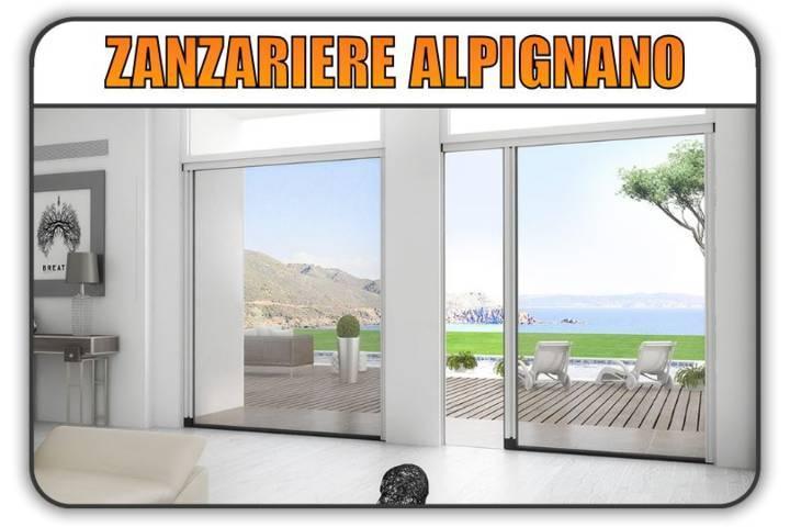Installazione Zanzariera Alpignano