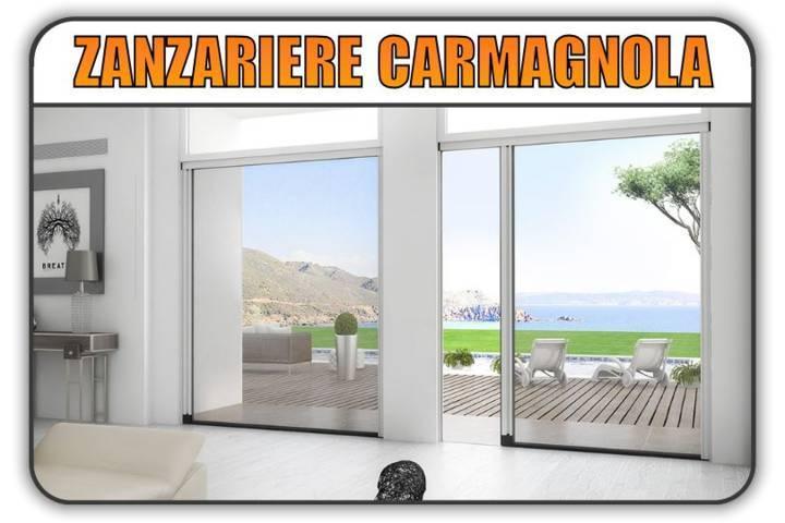 Installazione Zanzariera Carmagnola