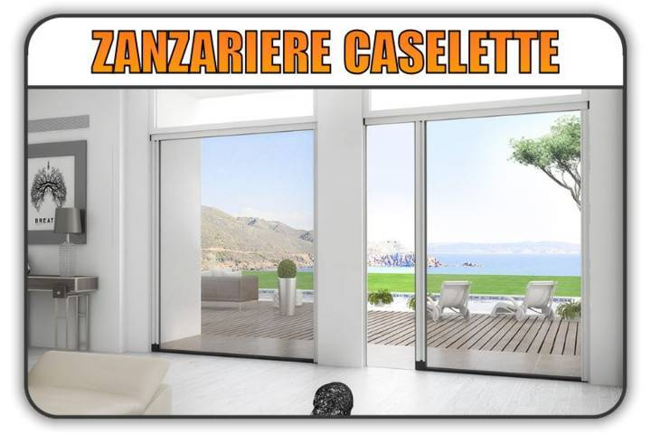 Installazione Zanzariera Caselette