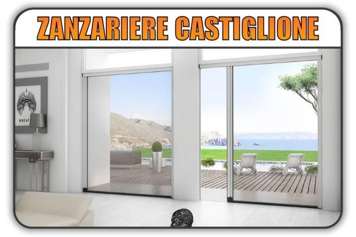 Installazione Zanzariera Castiglione