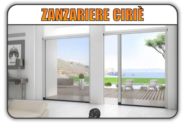 Installazione Zanzariera Ciriè
