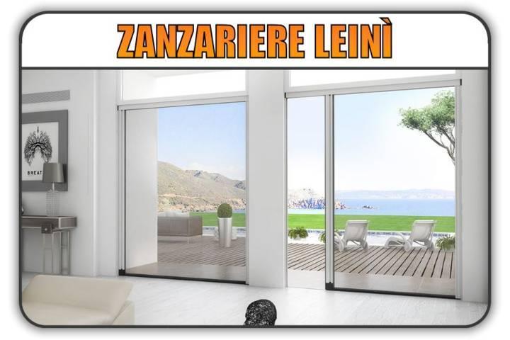 Installazione Zanzariera Leinì