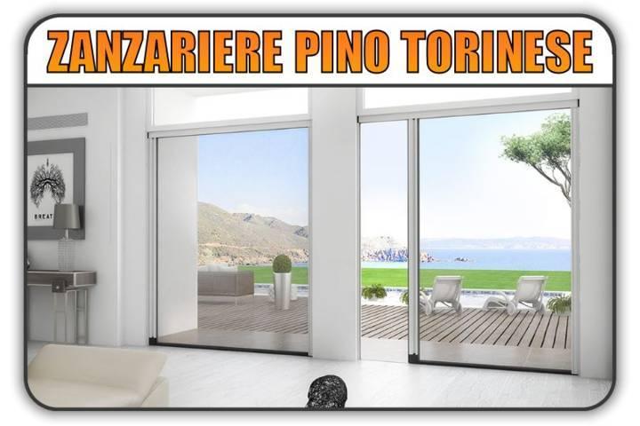 Installazione Zanzariera Pino Torinese