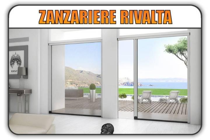 Installazione Zanzariera Rivalta