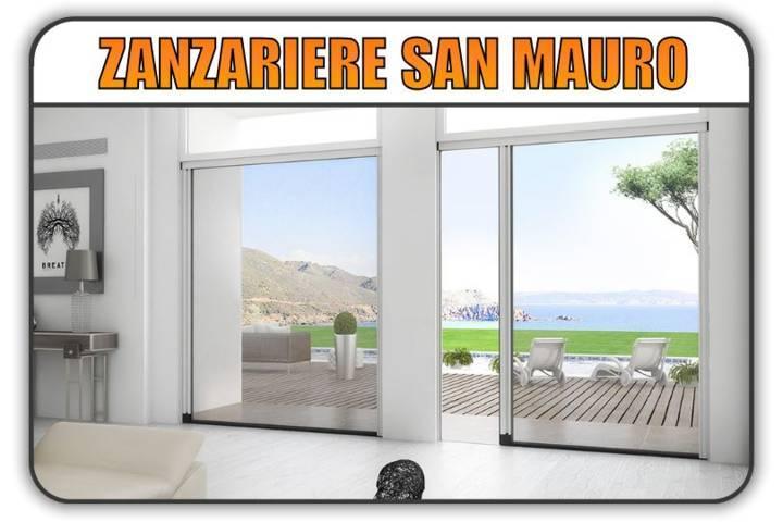 Installazione Zanzariera San Mauro Torinese