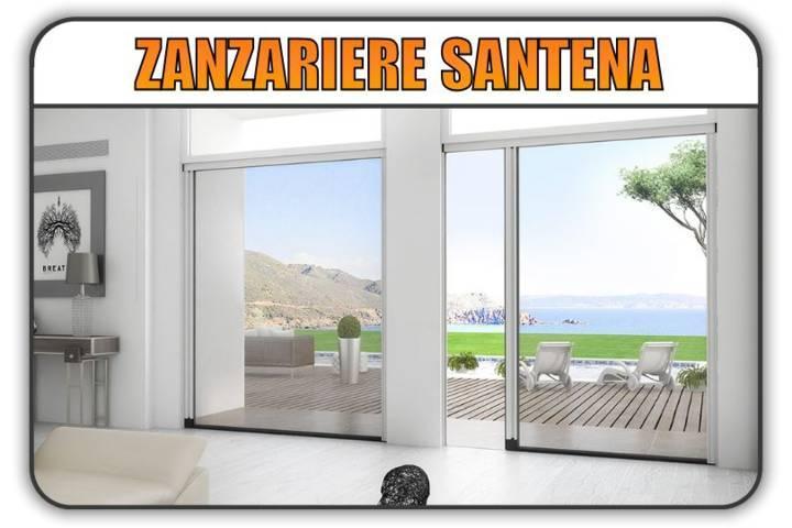 Installazione Zanzariera Santena