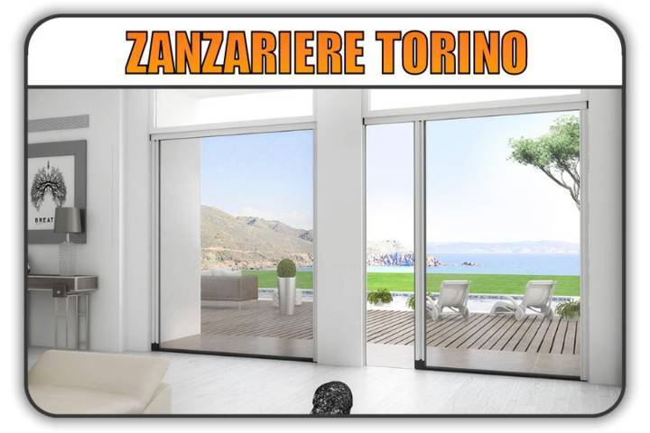 Installazione Zanzariera Torino